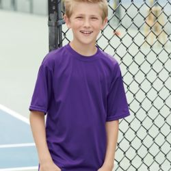 791 Youth Performance Wicking Short Sleeve T-Shirt Thumbnail