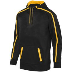 5554 Adult Stoked Tonal Heather Hoodie Thumbnail